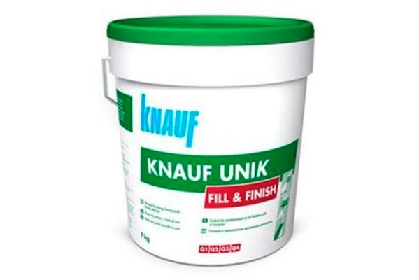 Pasta de juntas Knauf Fill & Finish
