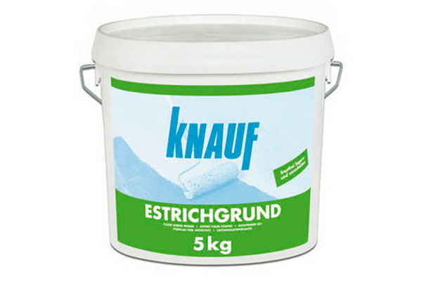 Imprimación Estrichgrund Knauf
