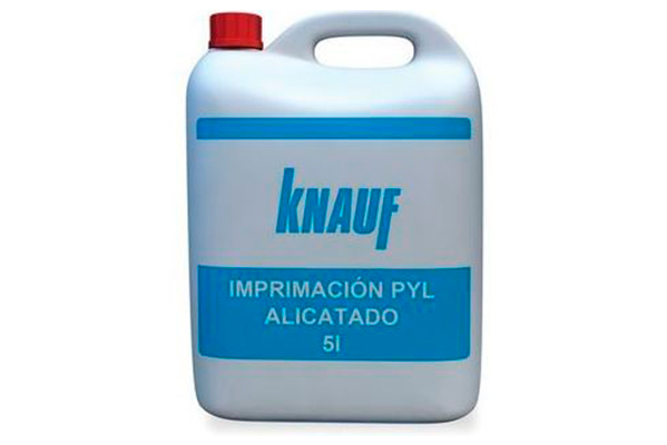 Knauf Imprimación PYL Alicatado
