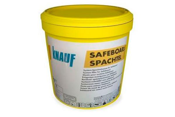 Knauf Safeboard Spachtel