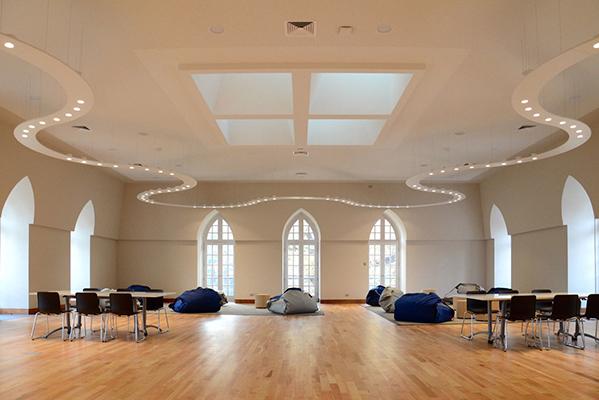 La arquitectura más sofisticada con las soluciones acústicas de Knauf