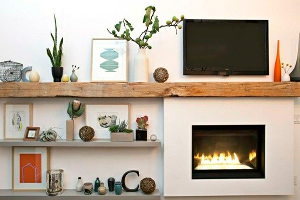 Construir chimeneas con yeso laminado
